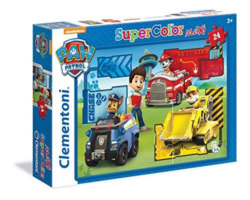 Puzzle vehiculos Patrulla Canina 24 piezas