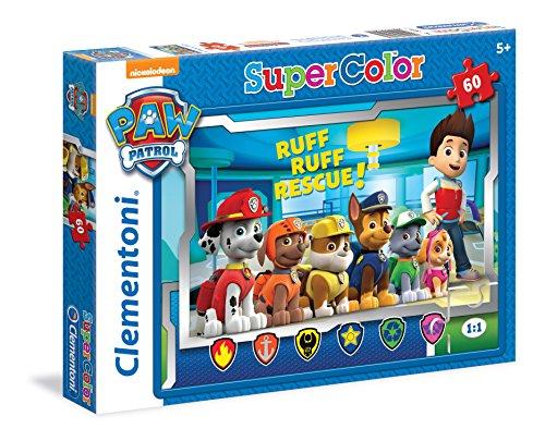 Puzzle Clementoni Patrulla Canina 60 unidades