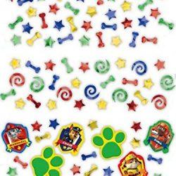 Confetis de cumpleaños Patrulla Canina