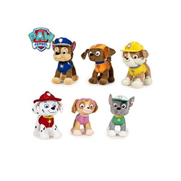 Set de 6 muñecos Patrulla Canina