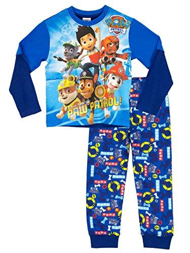 diseño de calidad cd77a c0ffe PAW Patrol - Pijama para Niños - La Patrulla Canina