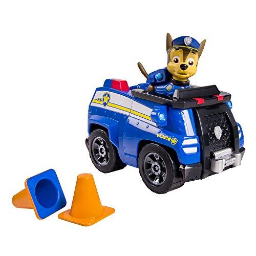 Chase y su vehículo Patrulla Canina