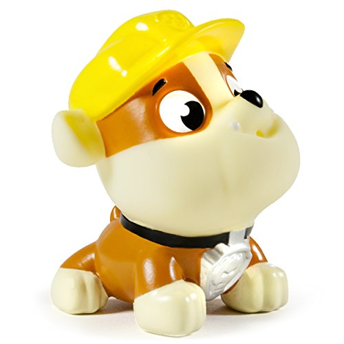 Muñeco agua Rubble Patrulla Canina