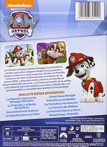 DVD Patrulla Canina2