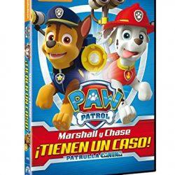 Dvd Patrulla Canina- Marshall y Chase tienen un caso