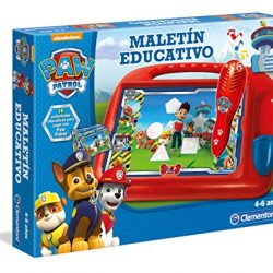 Tabla de juego educativo Patrulla Canina