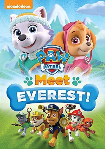 Patrulla Canina conoce a Everest