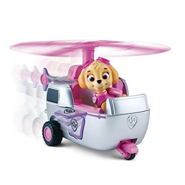 Skye y su helicóptero Patrulla Canina1