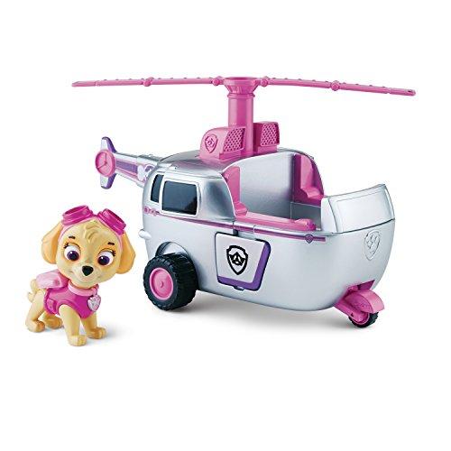 Skye y su helicóptero Patrulla Canina