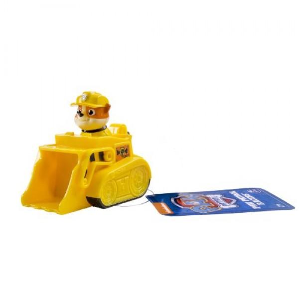 Rubble y su vehiculo Patrulla Canina 2