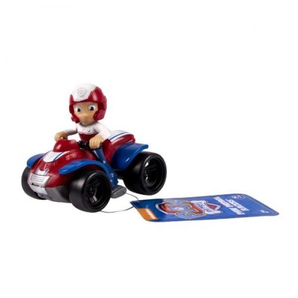 Rider y su vehiculo Patrulla Canina2
