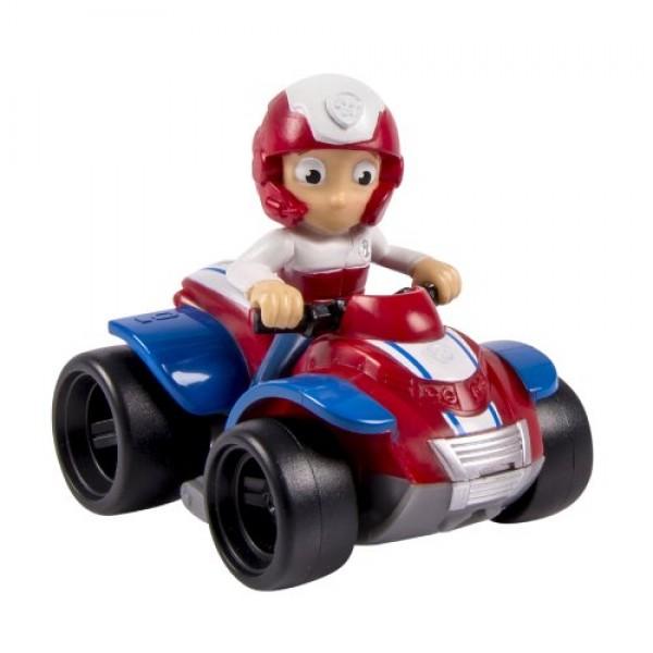 Rider y su vehiculo Patrulla Canina