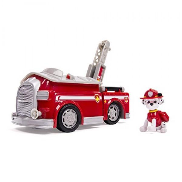 Marshall y camión bombero sonidos Patrulla Canina 3