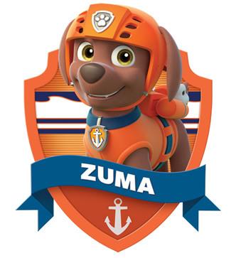 Zuma patrulla canina