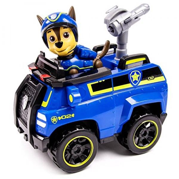 Chase con coche policia Patrulla Canina2