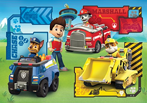 Puzzle vehiculos Patrulla Canina 24 piezas1