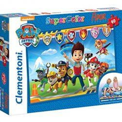 Puzzle Patrulla Canina 40 piezas
