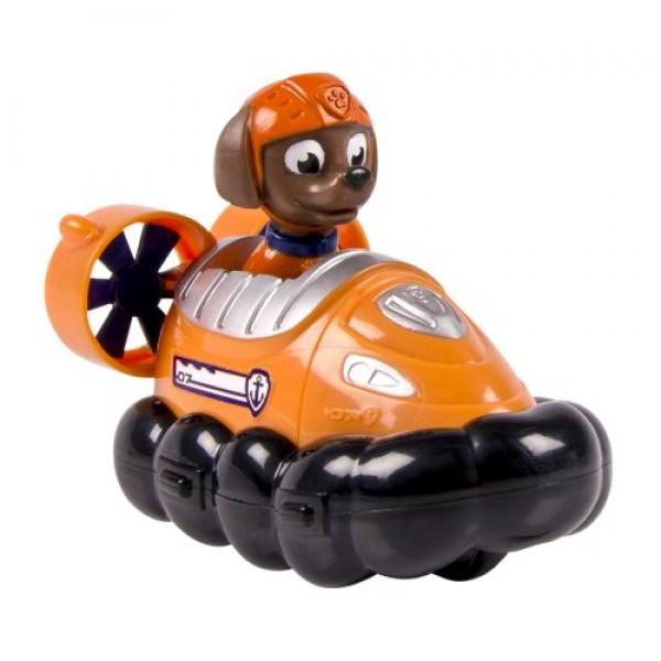 Zuma y aerodeslizador Patrulla Canina