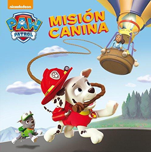 Libro de cuentos Patrulla Canina-Mision canina