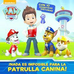 Libro de cuentos Patrulla Canina.