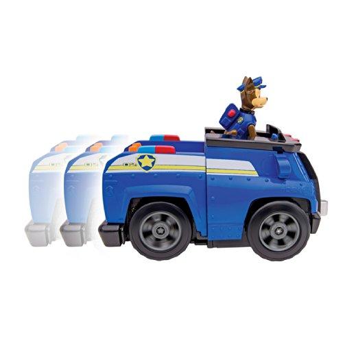 Chase y su vehiculo DELUXE