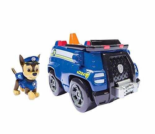 Chase y su vehículo Patrulla Canina 1