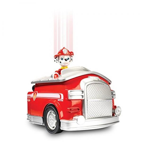 Camion de bomberos con sonidos Patrulla Canina2