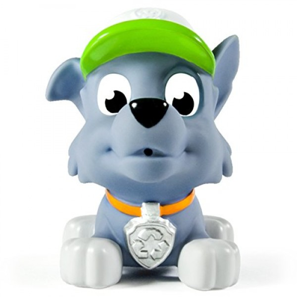 Muñeco agua Rocky Patrulla Canina2