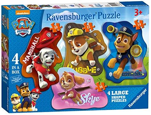 Puzzle de suelo Patrulla Canina 24 piezas