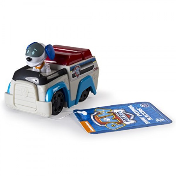 Vehiculo Perrobot