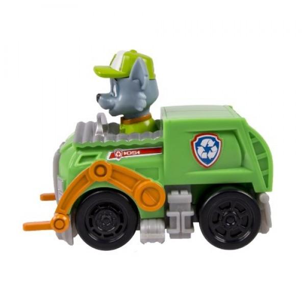 Rocky y su vehiculo Patrulla Canina1
