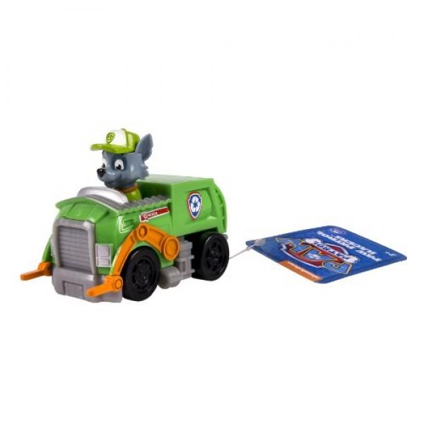 Rocky y su vehiculo Patrulla Canina2