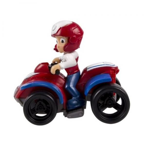 Rider y su vehiculo Patrulla Canina1