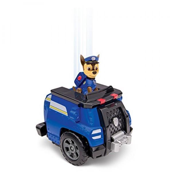 Chase y coche policia sonidos Patrulla Canina2