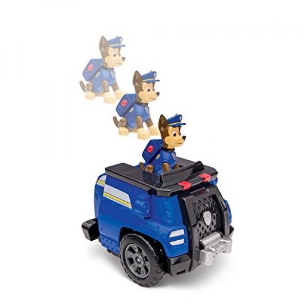 Chase y coche policia sonidos Patrulla Canina3